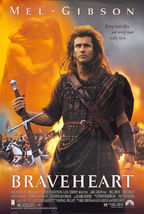 "Braveheart (1995) Movie Poster New 24""x36"" MEL GIBSON William Wallace En... - $26.00"