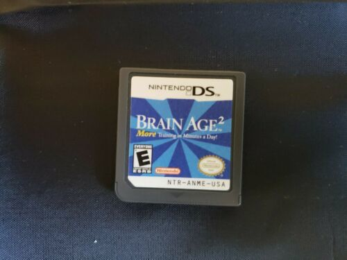 Brain Age 2: More Training in Minutes a Day (Nintendo DS, 2007) image 3