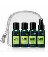 Avon Chi Essentials 2 oz Travel Kit - 4 piece & vinyl case - $19.21