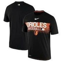 New Mens Nike Baltimore Orioles Legend Collection Performance T-SHIRT Size L - $22.22