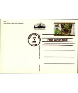 FDC POSTCARD-2009 LUNAR NEW YEAR-YEAR OF THE OX- CANAL ST. NY CHINATOWN ... - $1.96