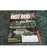 Hot Rod Magazine January 2014 Multi Port Nitrous - $2.99