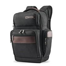 Samsonite Kombi 4 Square Backpack, Black/Brown, One Size - $89.99