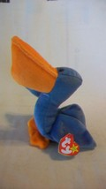 Scoop the Pelican Ty Beanie Baby DOB July 1, 1996 - $13.85
