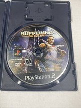 The Suffering:Ties That Bind (PS2 Sony Play Station 2) Disc Only -TESTED & Works - $14.01