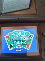 Nintendo Game Boy Advance GBA World Championship Poker - COMPLETE In Box image 3