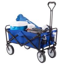 Garden Utility Cart with Never Flat Tires 300 Lbs Capacity Versatile Pla... - $171.99