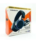SteelSeries Arctis Pro + GameDAC Hi-Res Gaming Headset for PS4 / PC - Black - $212.21