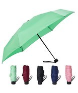 Amandir Mini Compact Outdoor Sun Rain Umbrella Golf Women's Parasol Umbr... - $24.54