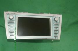 07 08 09 Toyota Camry Hybrid Denso Navigation CD Player Radio 86120-06460 image 1