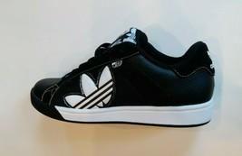 Mens Adidas Bankment Evolution Sz 10,5 Black Skate Sneakers G08927  - $89.00