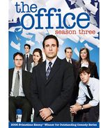 The Office - Season Three (DVD, 2007, 4-Disc Set) - £11.94 GBP