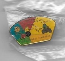 2001 Southwest Georgia Council JSP Hat Pin - $4.95