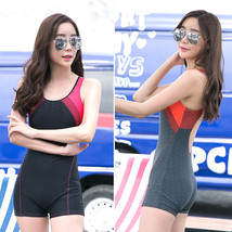 Womens Summer Scuba Snorkeling Boardshorts Wetsuit Surfing Surf Swimwear... - $20.52