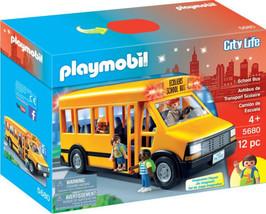 Playmobil School Bus  - $29.69