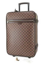 Authentic LOUIS VUITTON Pegase 60 Damier Ebene Travel Rolling Suitcase #... - $1,350.00