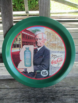 Coca-Cola Commemorative Tray 85th Anniversary Biedenharn Candy Company - $7.92