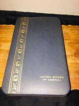 Antique Service United States Of America Medallion Box  image 2