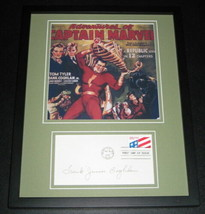 Frank Coghlan Jr Signed Framed 11x14 Photo Display JSA Captain Marvel  - $65.09