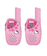 Hello Kitty Mini FRS 2 Piece Walkie Talkie Set - $44.97