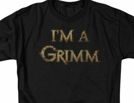 Grimm TV Horror Im A Grimm Series Detective Nick Burkhardt Supernatural NBC680 image 2