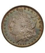 1891-O Argento Morgan Dollaro IN Bu Condizioni,Eccellente Occhio Appeal - $297.00