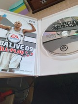 Nintendo Wii NBA Live 09: All-Play ~ COMPLETE image 2