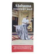 Alabama Highway Road Map 2019-2020 Transportation Roads Sweet Home A2 - $9.79