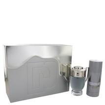 Paco Rabanne Invictus Cologne 3.4 Oz Eau De Toilette Spray 2 Pcs Gift Set  image 5
