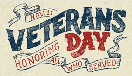 "Primary image for Veterans Day ""Honoring All Who Served"" - Magnet"