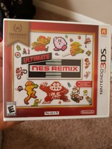 Ultimate NES Remix Nintendo Selects (Nintendo 3DS, 2018) BRAND NEW + FRE... - $14.01