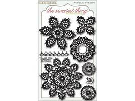 My Mind's Eye Sweetest Thing Clear Stamp Set #ST1102