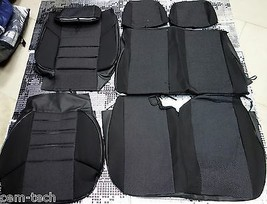Volkswagen Transporter T4 (1+2) 1990-2000 SEAT COVERS Jacquard and leat... - $98.01