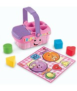 Fisher-Price Laugh & Learn Sweet Sounds Picnic Shape Sorter **USED** - $15.00