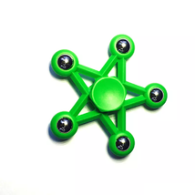 Five Star Fidget Spinner EDC Toy Relieves Stress - 1x w/Random Color and Design image 7