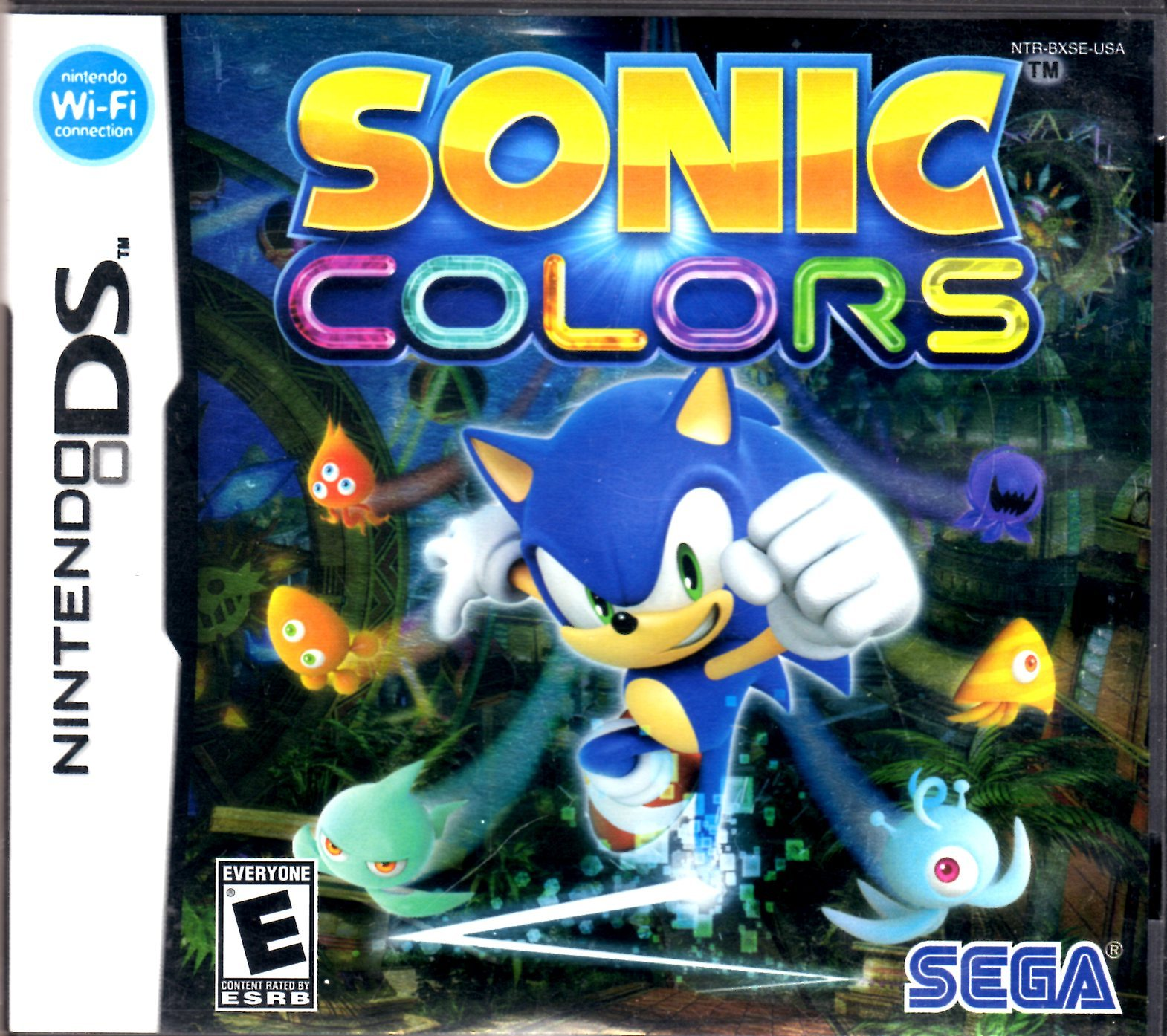 Primary image for Sonic Colors - Nintendo DS