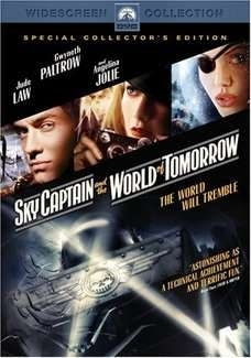Primary image for DVD - Sky Captain and the World of Tomorrow (Widescreen Special Collector's Edit