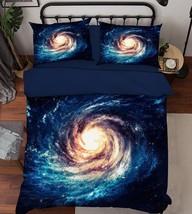 3D Sea Vortex 26 Bed Pillowcases Quilt Duvet Single Queen King US Summer - $102.84+