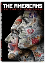 The americans third season three 3  dvd 2016 4 disc set  thumb200
