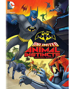 Batman Unlimited: Animal Instincts (DVD, 2015) - $4.66