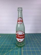 4 old 10 2 dr pepper bottles DR PEPPER