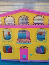 Fisher Price Playtime Together Dora The Explorer Dora and Me Dollhouse  - $75.00