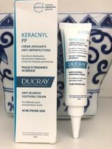 Ducray KERACNYL PP Anti-blemish Soothing Cream 30ml Exp 06/21 - $21.48