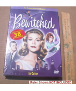 Bewitched Second 2nd Season 2 NEW Sealed 3 DVD Set COLOR 38 Episodes - $6.99