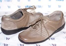 ❤️naturalizer N5 Comfort Taupe Leather Comfort Oxfords 6.5 M Excellent! L@@K!07 - $24.07 CAD