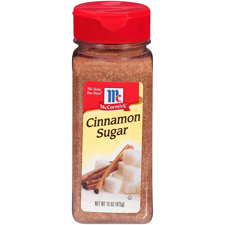 McCormick Super Deal Cinnamon Sugar, 15 Ounce (Pack of 1) - $12.00