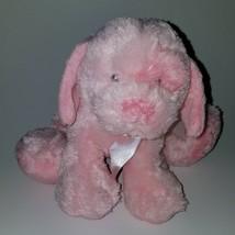 "Baby Ganz Pink My First Puppy Dog Plush 8"" Stuffed Animal Lovey Baby Toy Girl - $34.60"