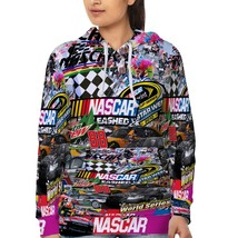 Nascar Racing 03   Hoodie Fullprint for women - $40.99+