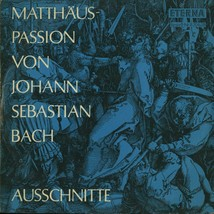 Alone Eterna V Word Gunter Ramin Bach From Matthew Passion Valuable Reco... - $132.61