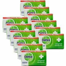 Dettol Anti-Bacterial Hand and Body Bar Soap, Original, 110 Gr/3.88 Oz P... - $27.02